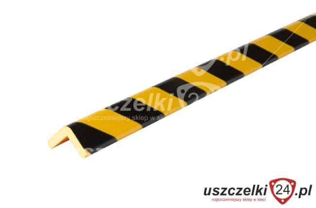 Pianka żółto-czarna z klejem