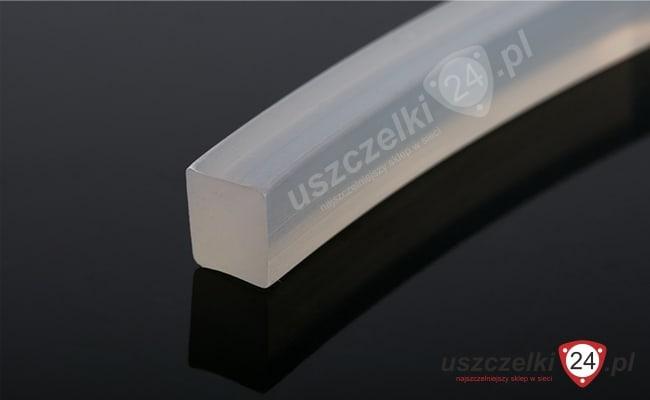 Taśma silikonowa 13x13 mm lita, 023133